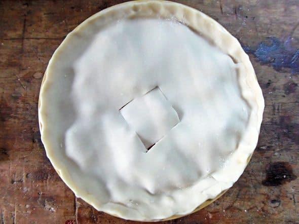 Add Top Crust