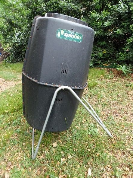 Spin Bin Composter