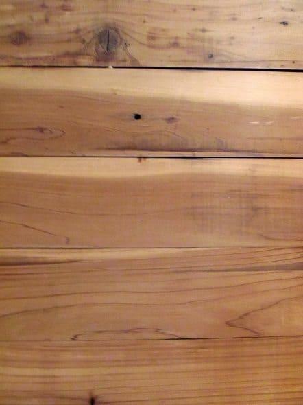 Cedar-Lined Closet