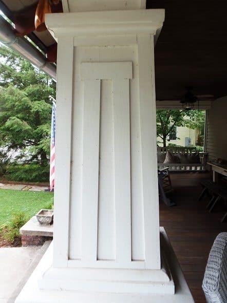 Craftsman Porch Columns