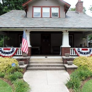 MFH Home Tour: Front Porch