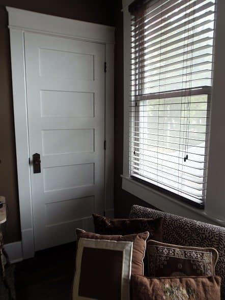Gift Closet Door