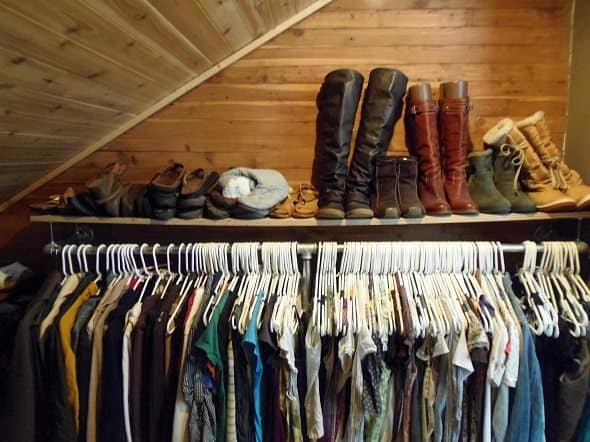 My Side of Closet