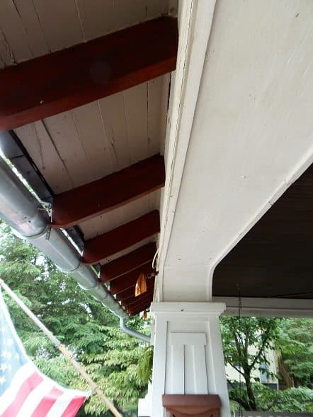 Porch Rafter Tails