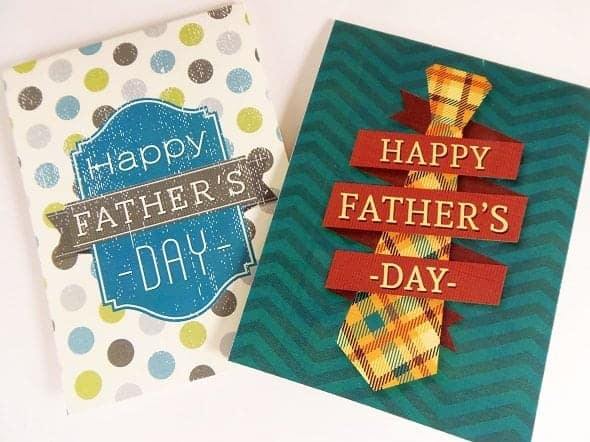 Printable Father's Day Gift Card Holders