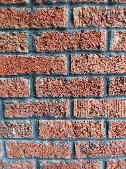 Repointed Brick