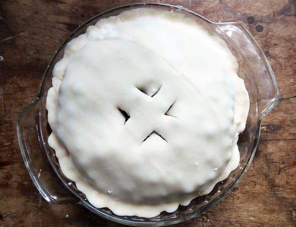 Top Pie Crust