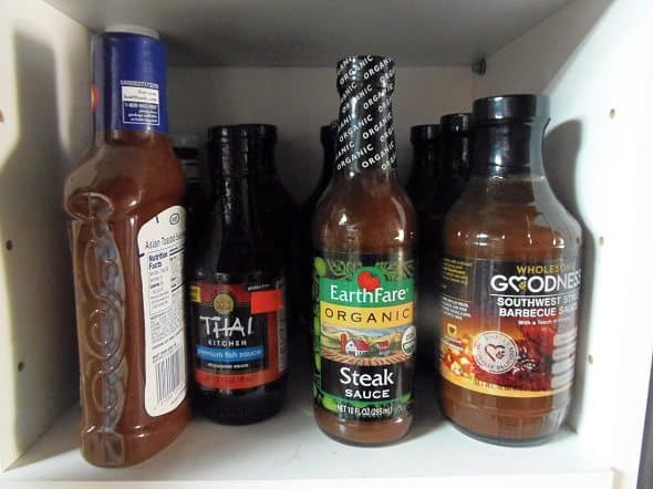 BBQ Sauce and Other Condiments