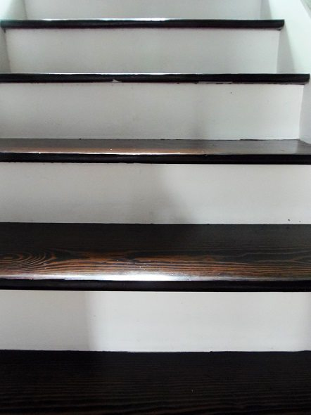 Closeup of Stairs