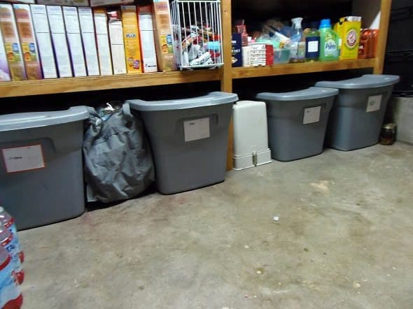 Craft Storage Totes