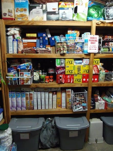 Grocery Stockpile - Left