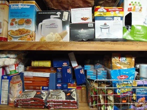 Small Appliances, Pasta & Rice