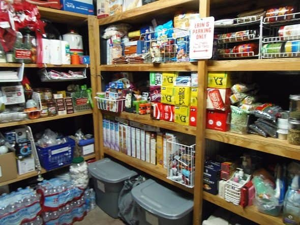 Grocery Stockpile - Front Corner