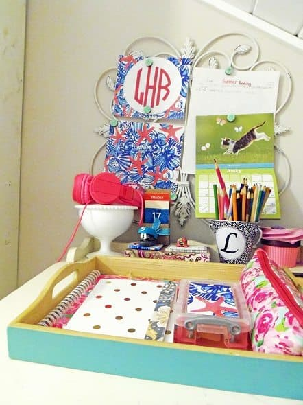 Tween Desk Accessories