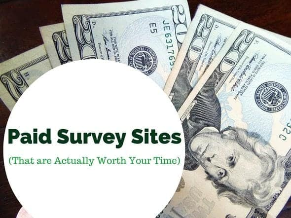 Paid Survey Sites (That are Worth Your Time)