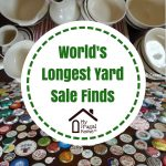 World's Longest Yard Sale Finds
