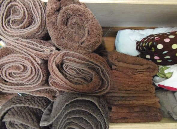 Brown Towels