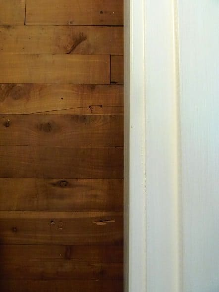 Cedar-Lined Linen Closet