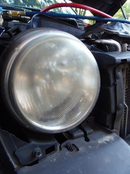 Foggy Headlight