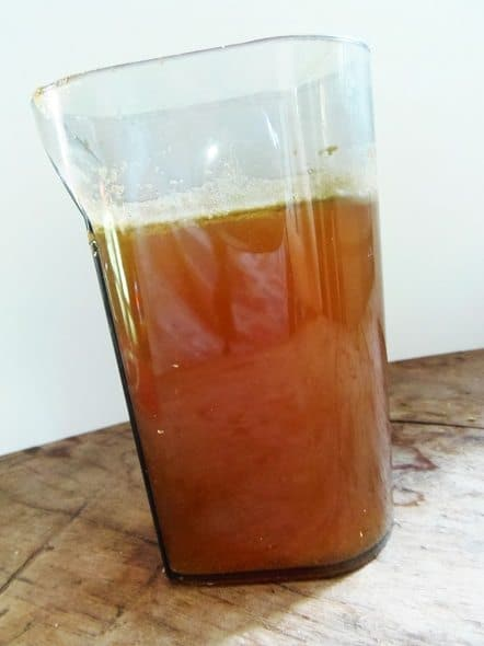 Juice - Strained