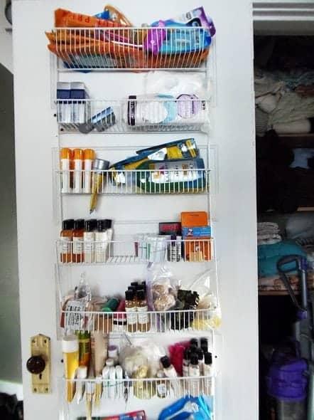 Stockpile of Toiletries