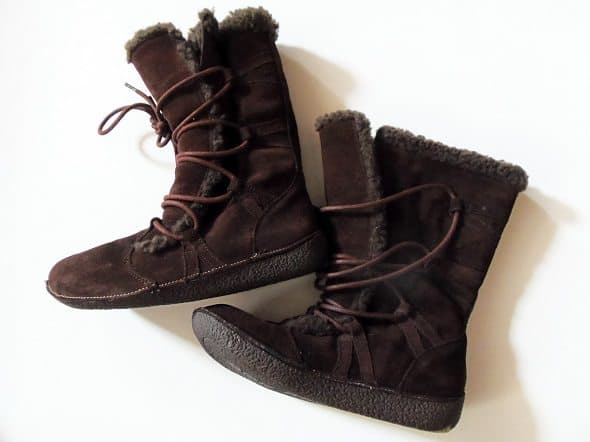 Suede Rocket Dog Boots
