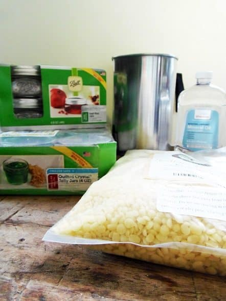 Wooden Spoon Butter Supplies