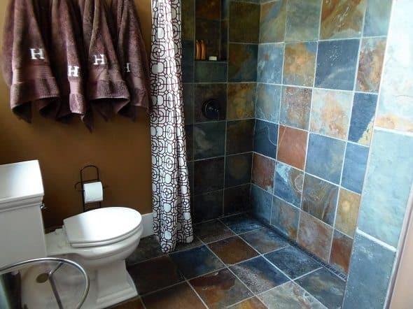 Bathroom Wide View