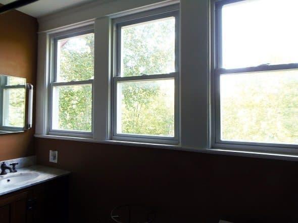 Bathroom Windows