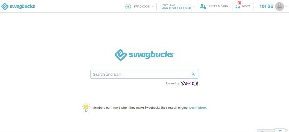 Swagbucks Search