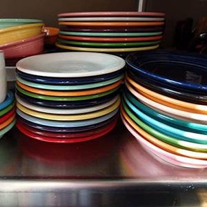 Fiesta Dishes