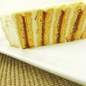 Pumpkin Icebox Cake