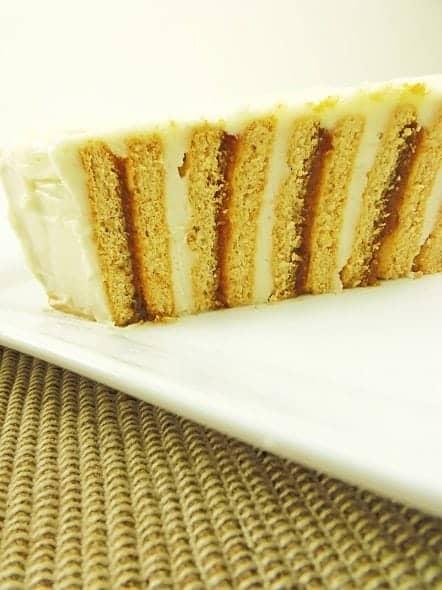 Pumpkin Pie Icebox Cake