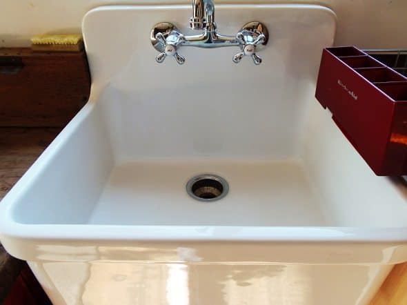 Sink Closeup