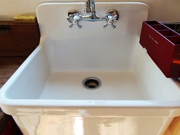 Sink Closeup