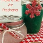Homemade Gel Air Fresheners