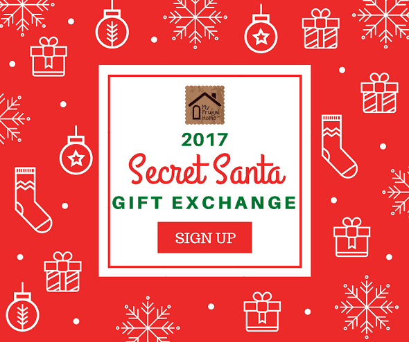My Frugal Home Secret Santa Gift Exchange