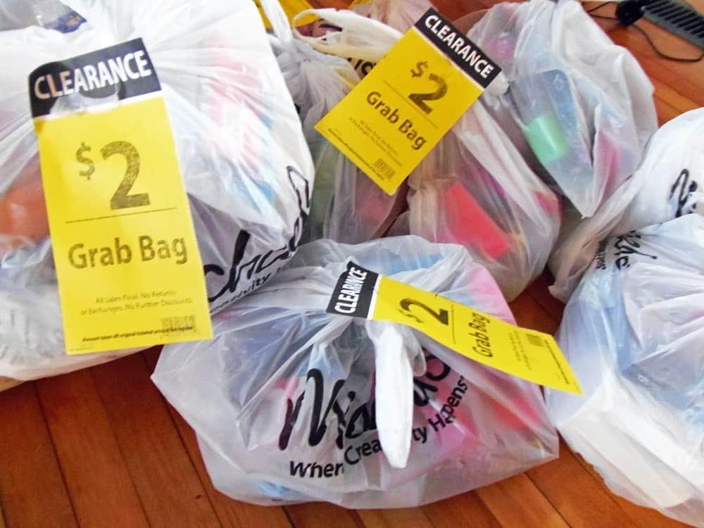 Michaels 2 Grab Bags