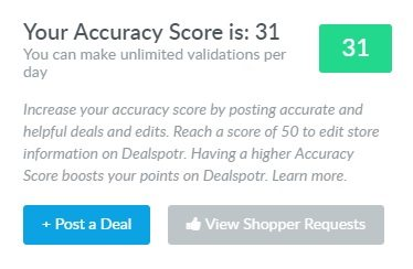 Accuracy Score