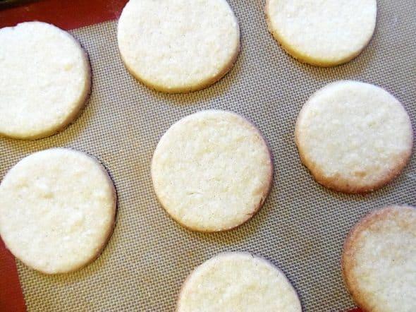 Baked Sugar Cookies