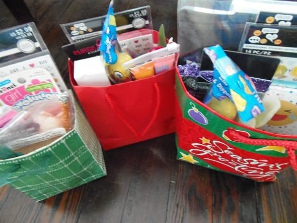 Friend Gift Bags