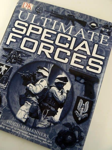 Special Forces Book