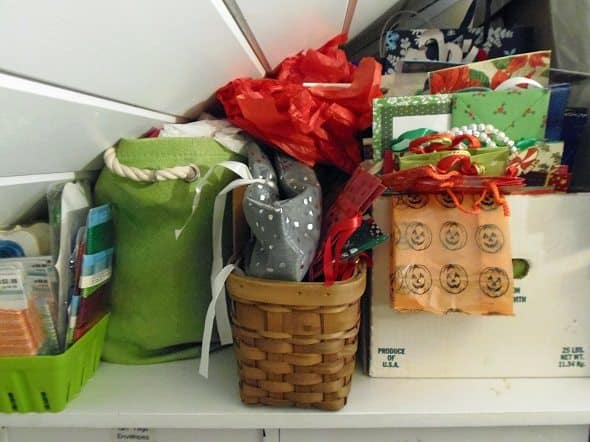 Gift Bags and Other Wrapping Supplies