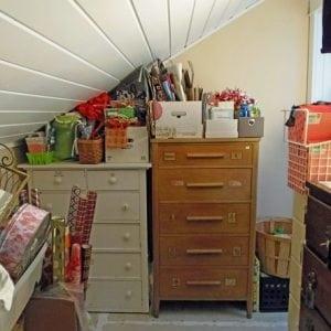 MFH Home Tour: Gift Closet