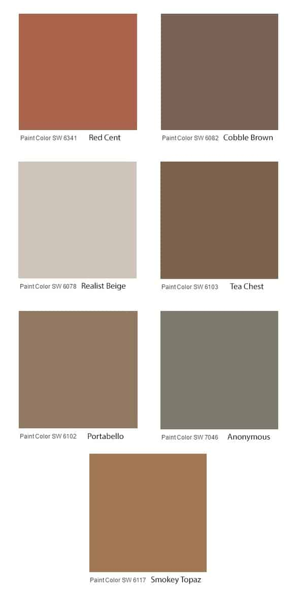 Home Tour Paint Colors