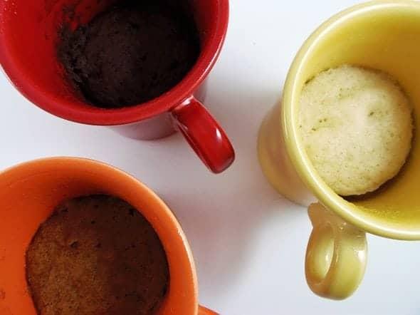 Mug Cake Recipe