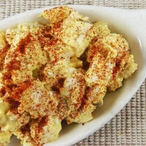 Deviled Egg Salad Recipe