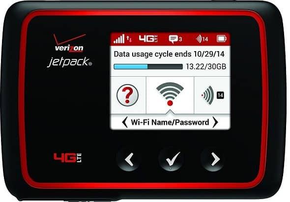Verizon Hotspot