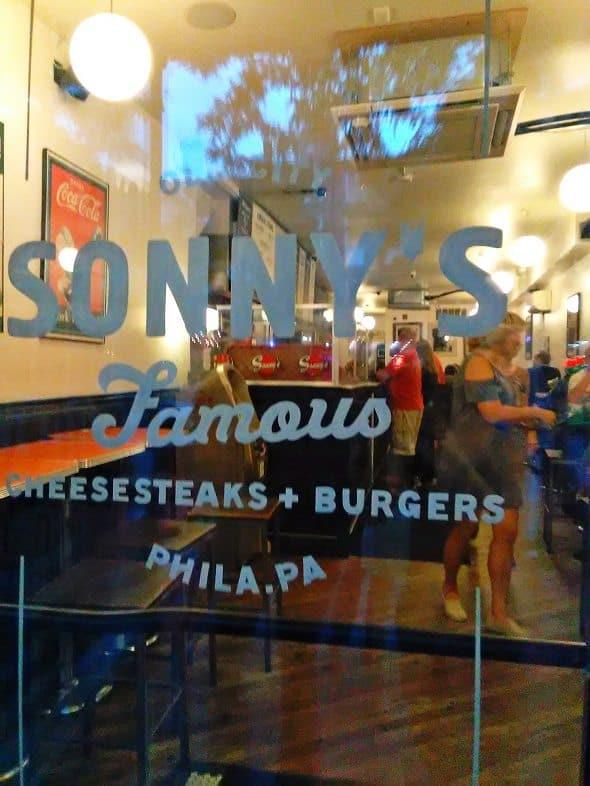 Sonny's Cheesesteaks
