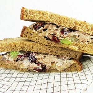 Turkey Salad Recipe